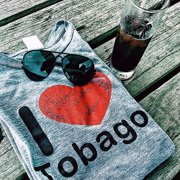 I love Tobago T shirt